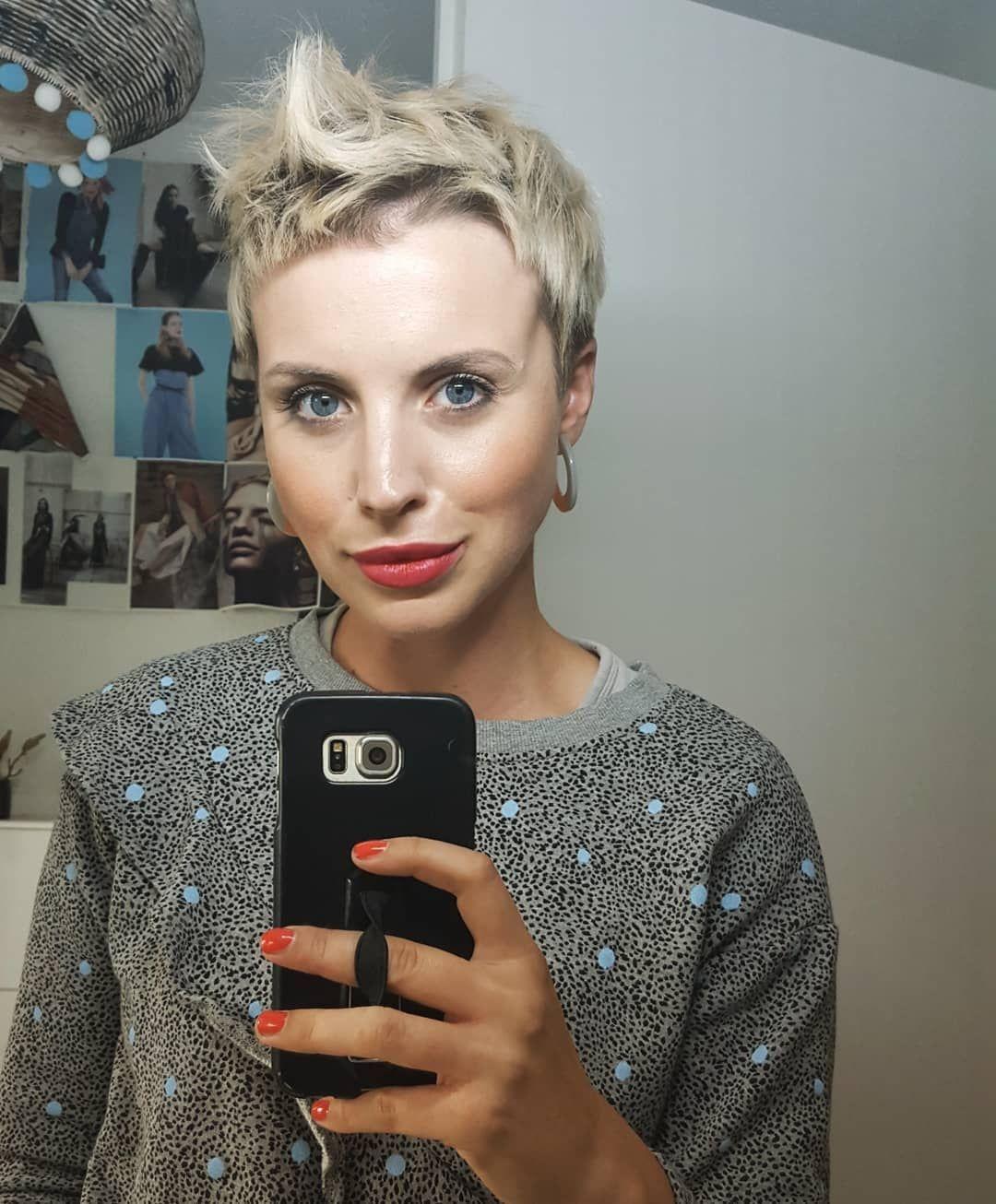 Hat Einer Erfahrung Mit Frisuren Für Den übergang Oder Andere Tipps