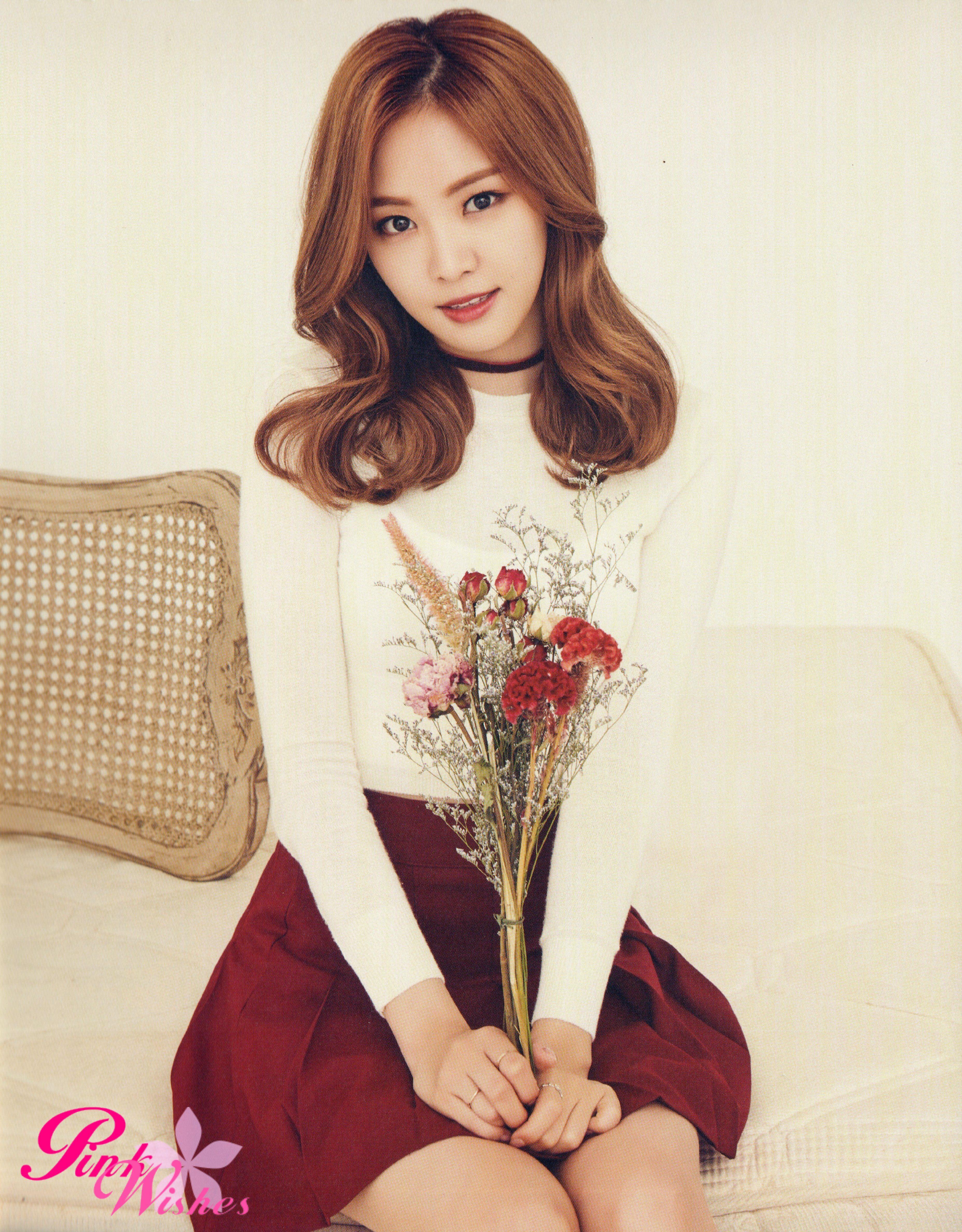 Apink Naeun Born In South Korea In 1994 Fashion Kpop Hair Ideas Kpop Idols Coreanos Moda