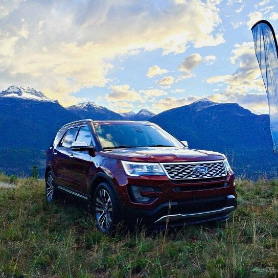 The View From The 2016 Ford Explorer Platinum Exploremore
