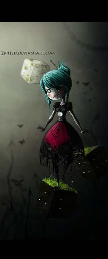 Maid Of Dice by 2pified on DeviantArt