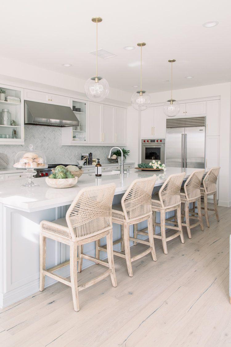 Sea Summit Pure Salt Interiors White Kitchen Design Kitchen