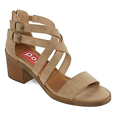 1fb56e3269af9 Buy Pop Lucerne Womens Strap Sandals at JCPenney.com today and enjoy great  savings.