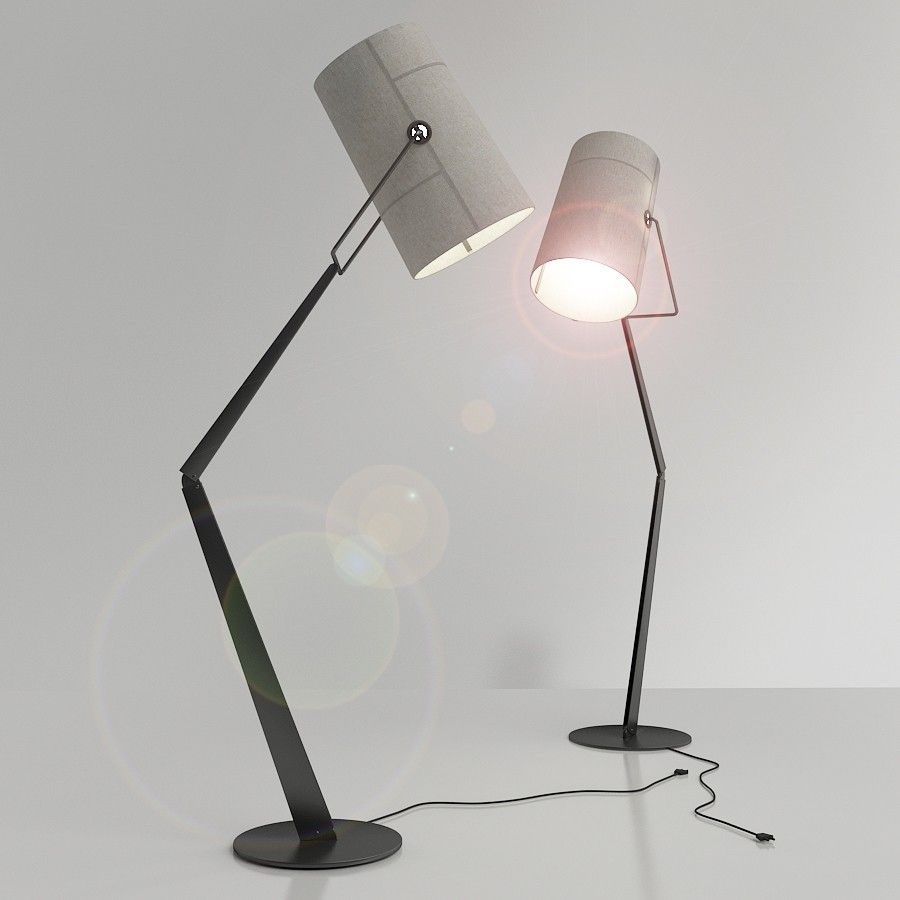 Diesel with foscarini fork floor lamp 1400 lighting diesel with foscarini fork floor lamp 1400 geotapseo Image collections