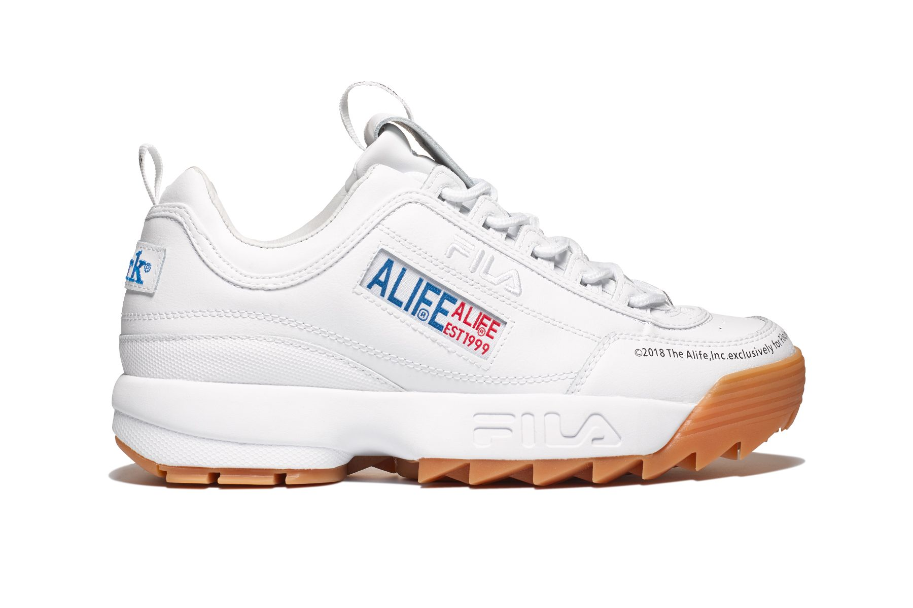 Disruptor Fila In Together On And Tats Alife 2 2018 Themed Come A ... 54714a8513f0