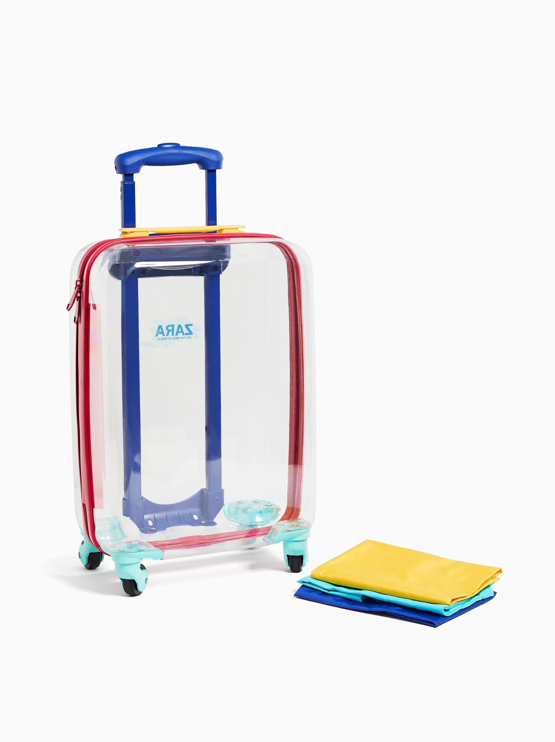 trolley transparent travel tout voir