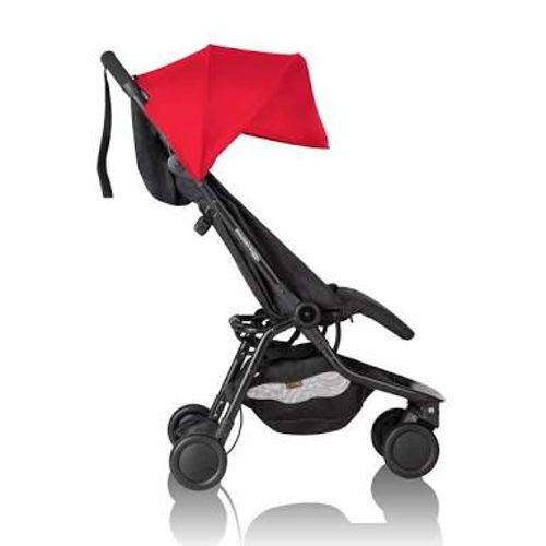 Double Pram Hire Perth Mountain Buggy Nano V2 W Bassinet Mountain Buggy Nano