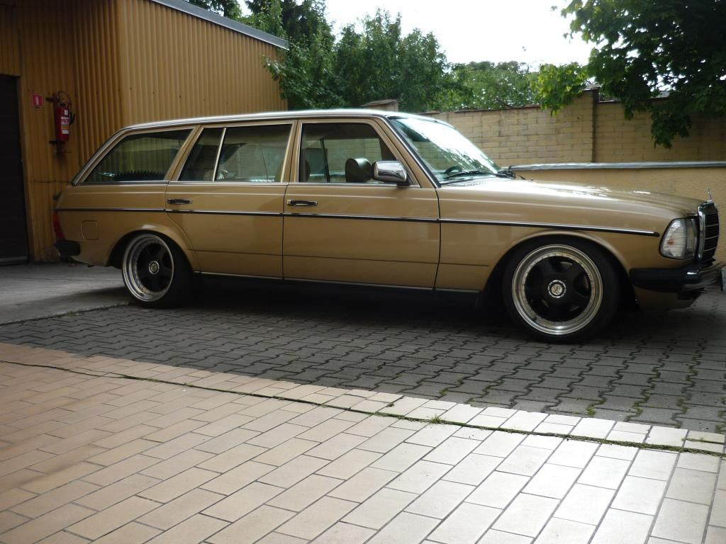 T Modell Love Retro Rides Mercedes Wagon Pinterest