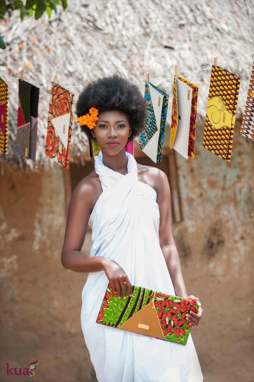 Top Ghanaian Fashion Desingners   New Handbags For 2013 By Ghanaian Label KUA Designs