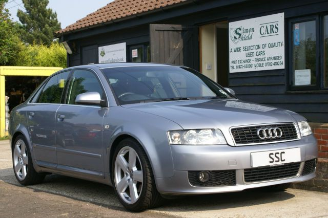 c5687ef55 Audi A4 1.8 T S Line 6 Speed Saloon Petrol Avus Silver for sale ...