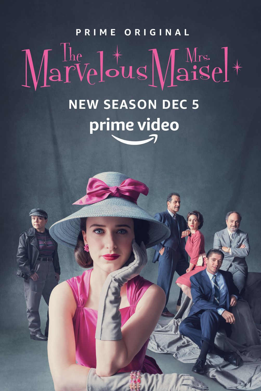 Mrs Maisel Staffel 2