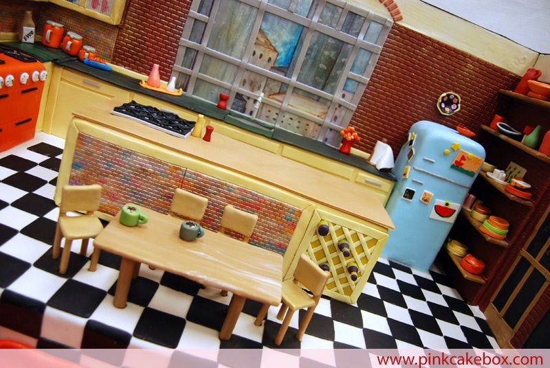 Rachael Ray Kitchen Floor Designs S Cake Celebration Cakes Elena Ideas Bday