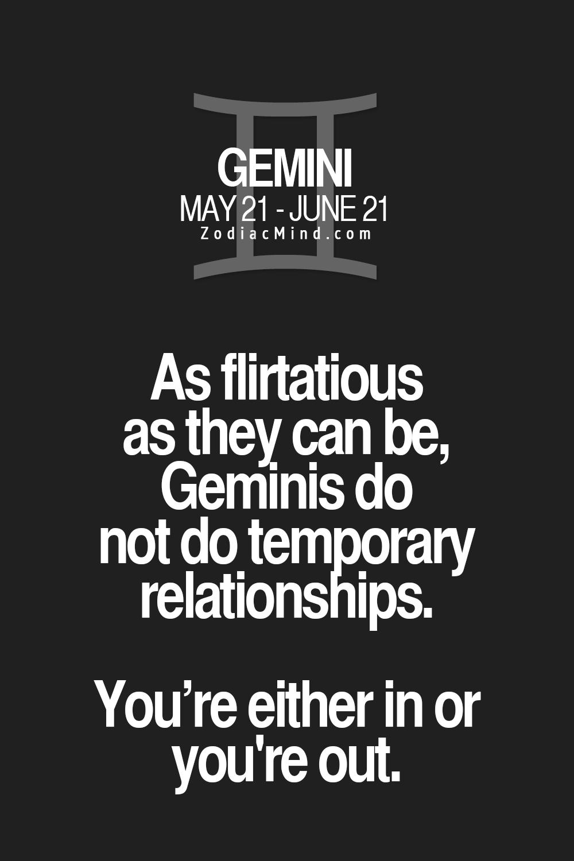 om flirting semne