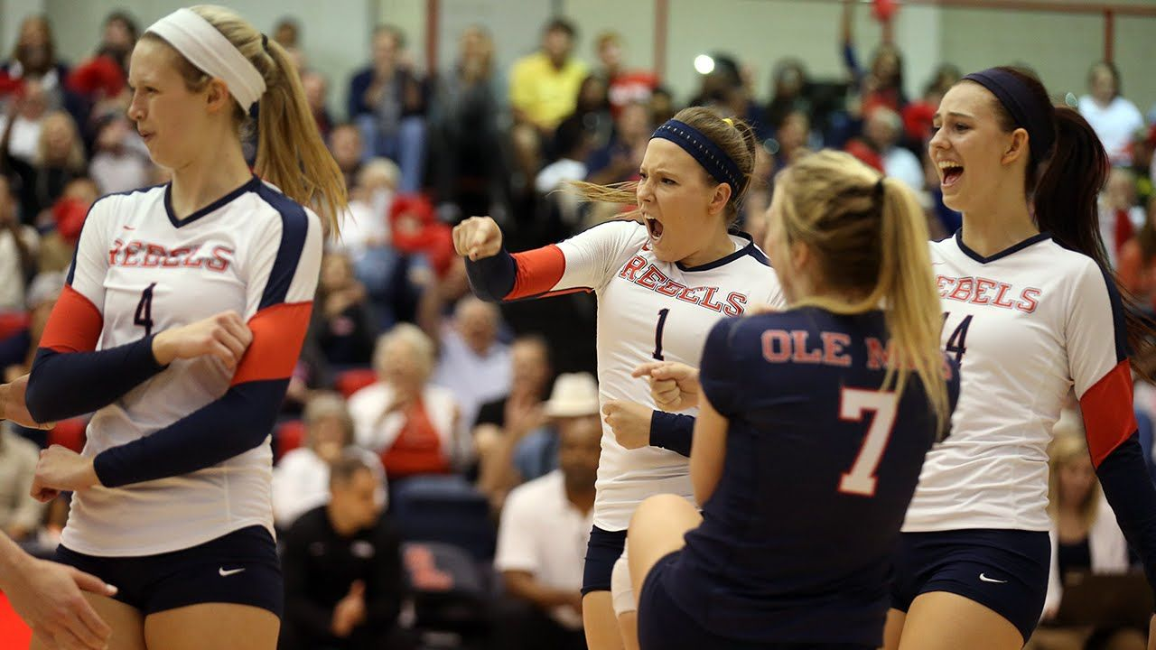Ole Miss Volleyball Eyes Wide Open Ole Miss Volleyball News Volleyball