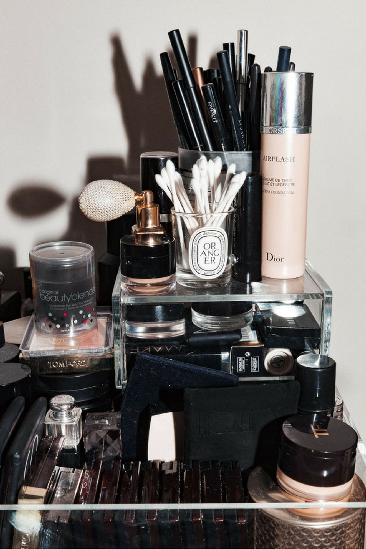 The Cut's Ashley Weatherford On Her Beauty Routine