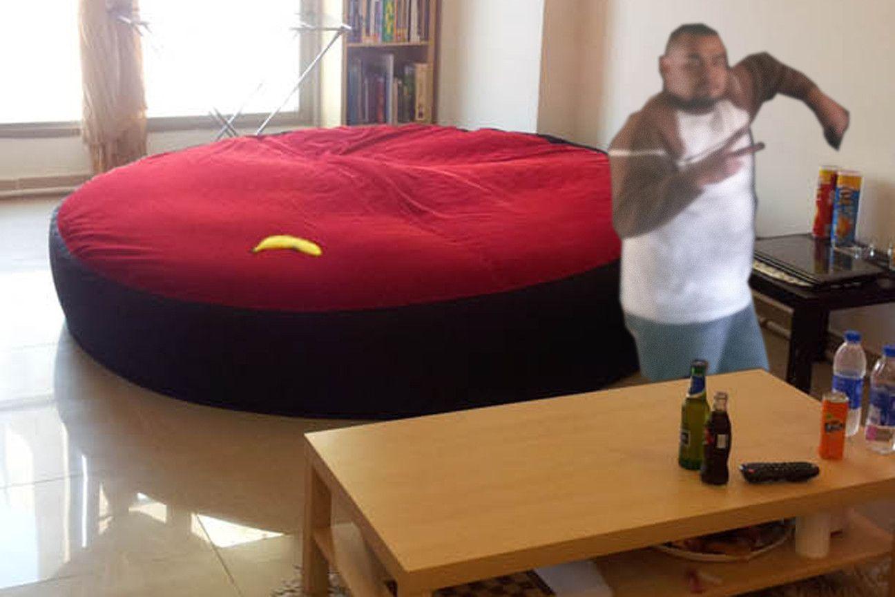 giany bean bag bed - google search   fun furnishings   pinterest
