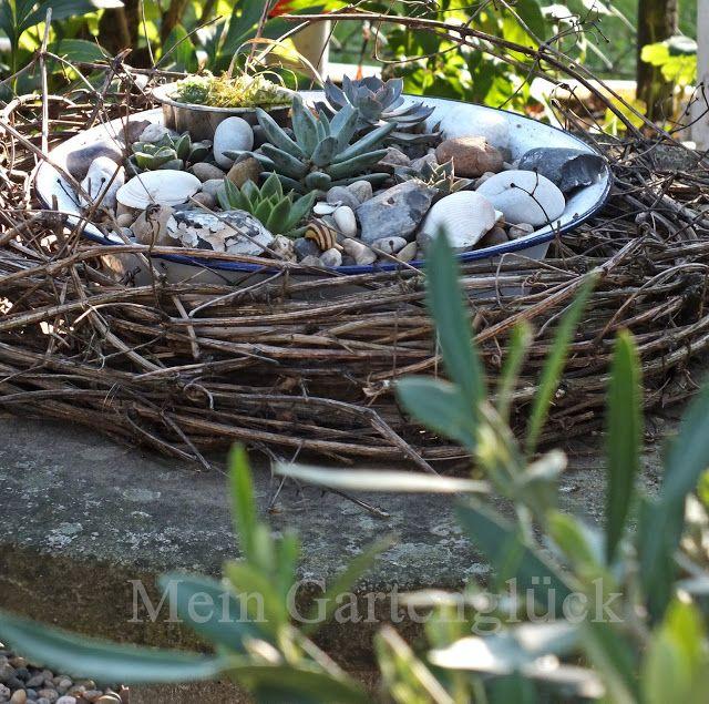 Gartendeko Selber Machen - Stuhl Als Pflanzkübel | *garden ... Gartendeko Selber Machen Gnom Fee Tuer Baum Gestaltung