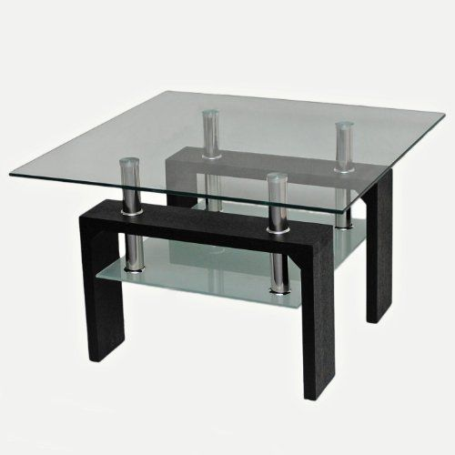 ts-ideen-Design-Wohnzimmer-Couch-Glastisch-Glas-Beistell-Tisch - wohnzimmer schwarz holz