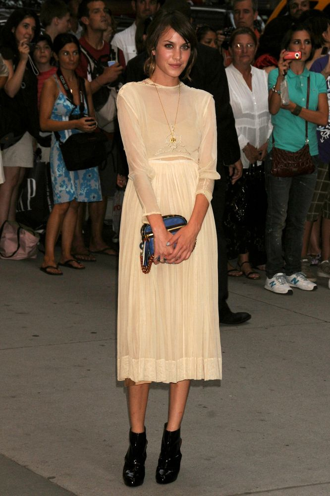 #AlexaChung love everything about this