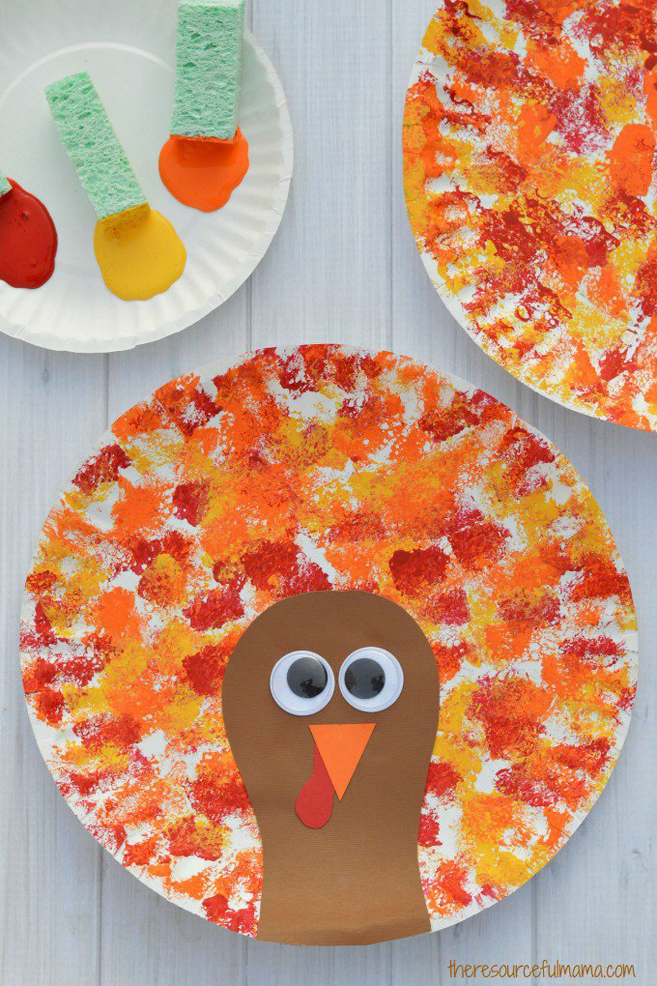 10 Crafts For Toddlers That Won't Make A Huge Mess