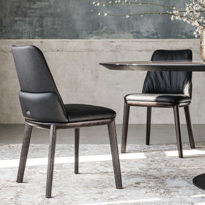 Luxury Italian Upholstered Belinda Chair High End Italian Designer Luxury Furniture At Cassoni Com Dining Chairs Furniture Luxury Furniture