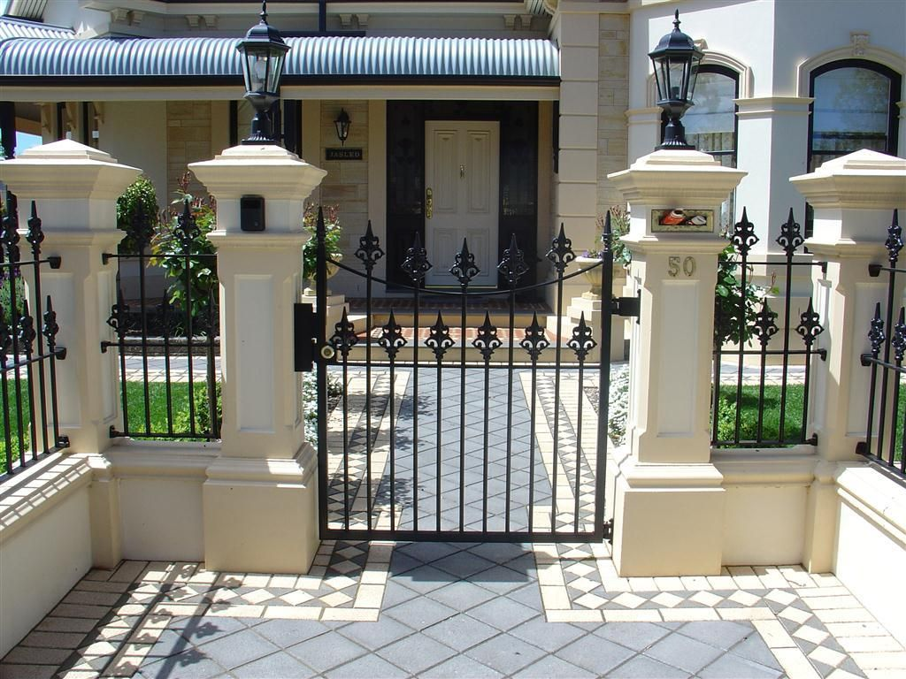 hipagescomau is a renovation resource and online community with thousands of home front yard fencefront gatesgarden