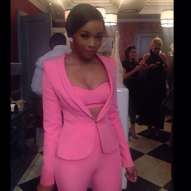 Bonang Matheba | Close up.