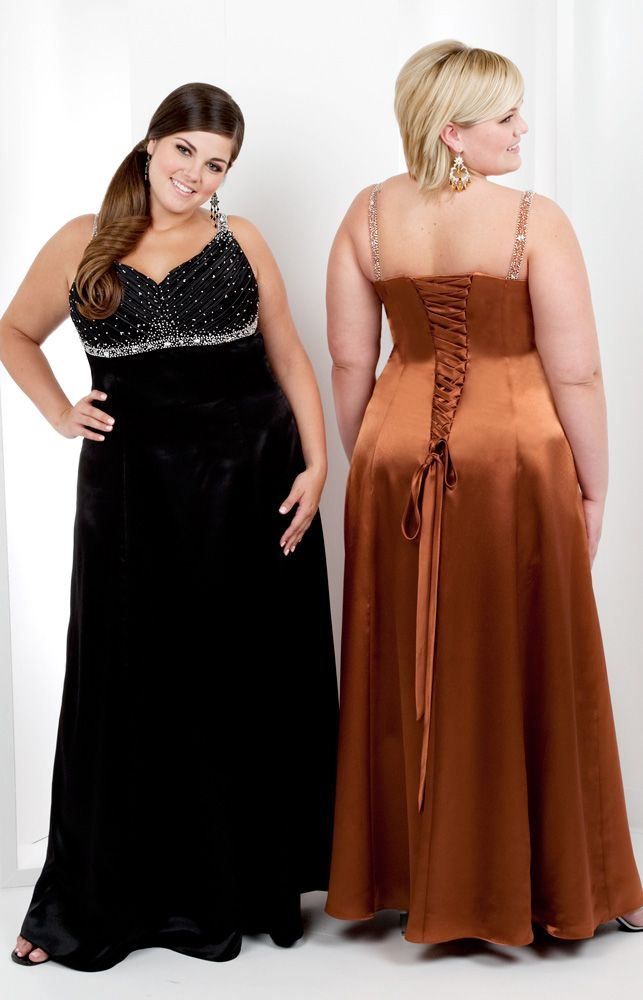 17 Best images about Plus size evening dress on Pinterest | Plus ...