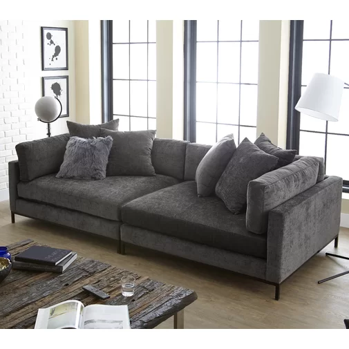 Veda Sofa With Images Deep Sofa Furniture Design Living Room