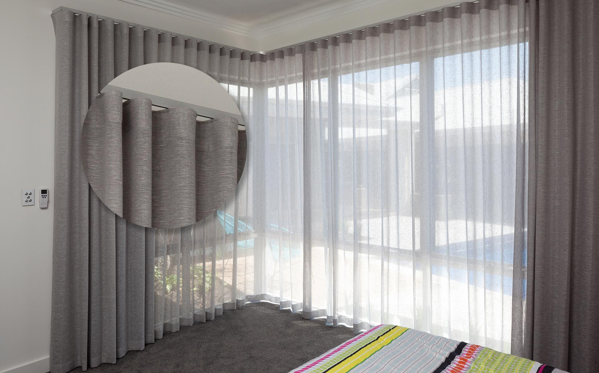 10+ Amazing Unique Curtains For Living Room