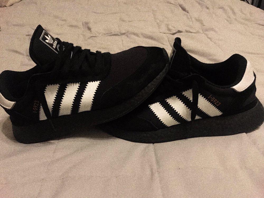 Adidas I 5923 Black Boost #fashion #clothing #shoes