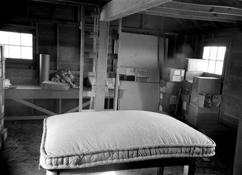 An almost complete mattress! (P2008-10/87)