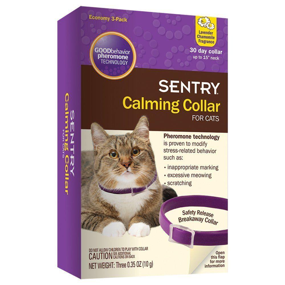 Sentry Health Care Ebay Pet Supplies Calming Cat Cat Collars Kitten Supplies
