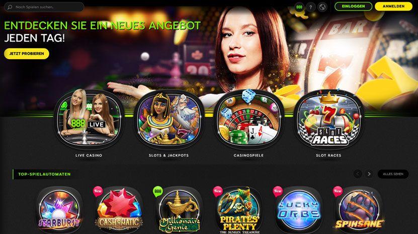 Kostenlose Casino Online Slots spielen 2020