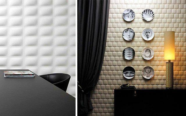 4 Ideas para decorar paredes en 3D y dar volumen a tus muros Casa