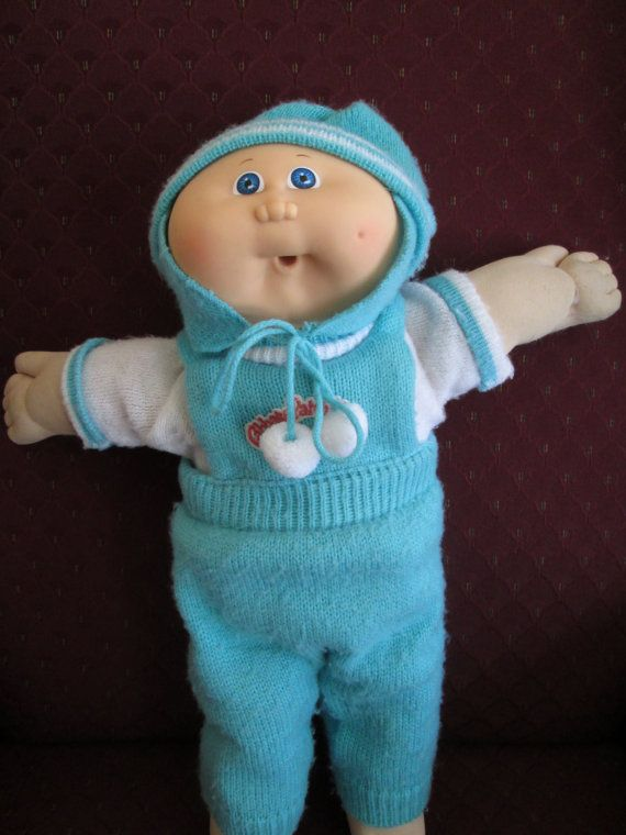 1978 To 1982 Coleco Cabbage Patch Kid Doll Cabbage Patch Kids Dolls Cabbage Patch Cabbage Patch Kids