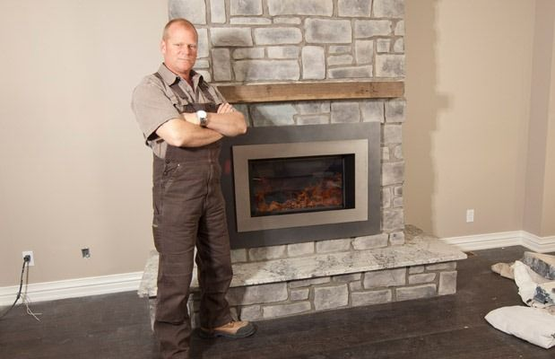Mike Holmes On Fireplaces Fireplace Updating House Holmes On Homes