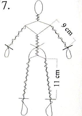 Wire Doll Armature Membershomenl Mspijkers