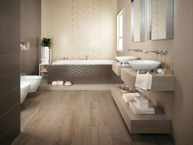 italienische badezimmer fliesen neutralfarben atlas concorde powder room badezimmer. Black Bedroom Furniture Sets. Home Design Ideas