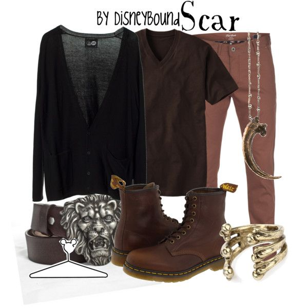 Scar, created by lalakay on Polyvore
