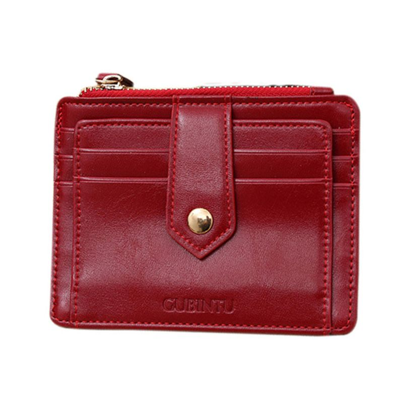Leather · Small Clutch Minimal Wallet ...