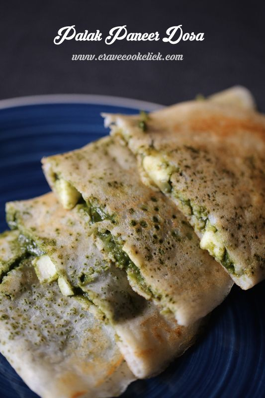Palak paneer dosa recipe palak paneer indian breakfast and south palak paneer dosa recipe palak dosa palak paneer dosa how to make palak indian snacksindian food forumfinder Images