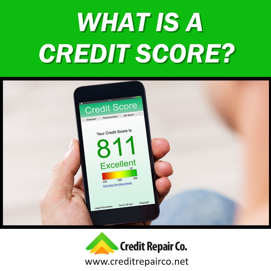 A credit score is a number that reflects your risk level