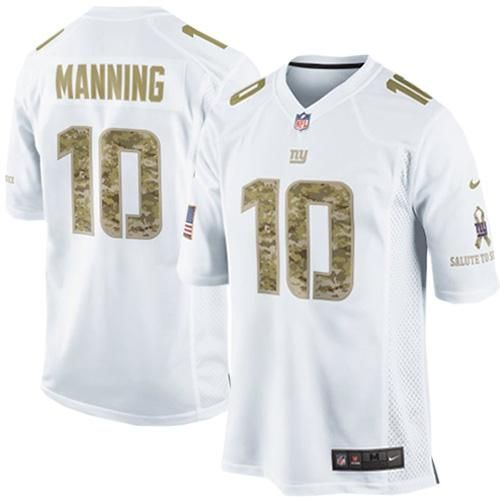 Nike Giants  10 Eli Manning White Men s Stitched NFL Limited Salute to  Service Jersey And Cardinals Carson Palmer jersey 4064524bc