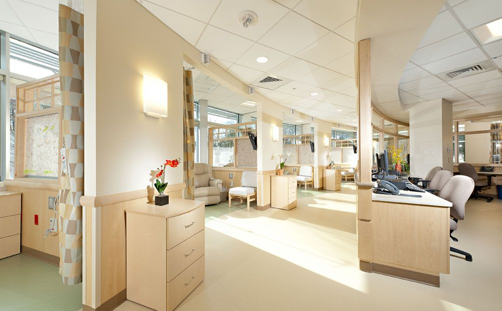Primary Care Outpatient Office Design Interiors