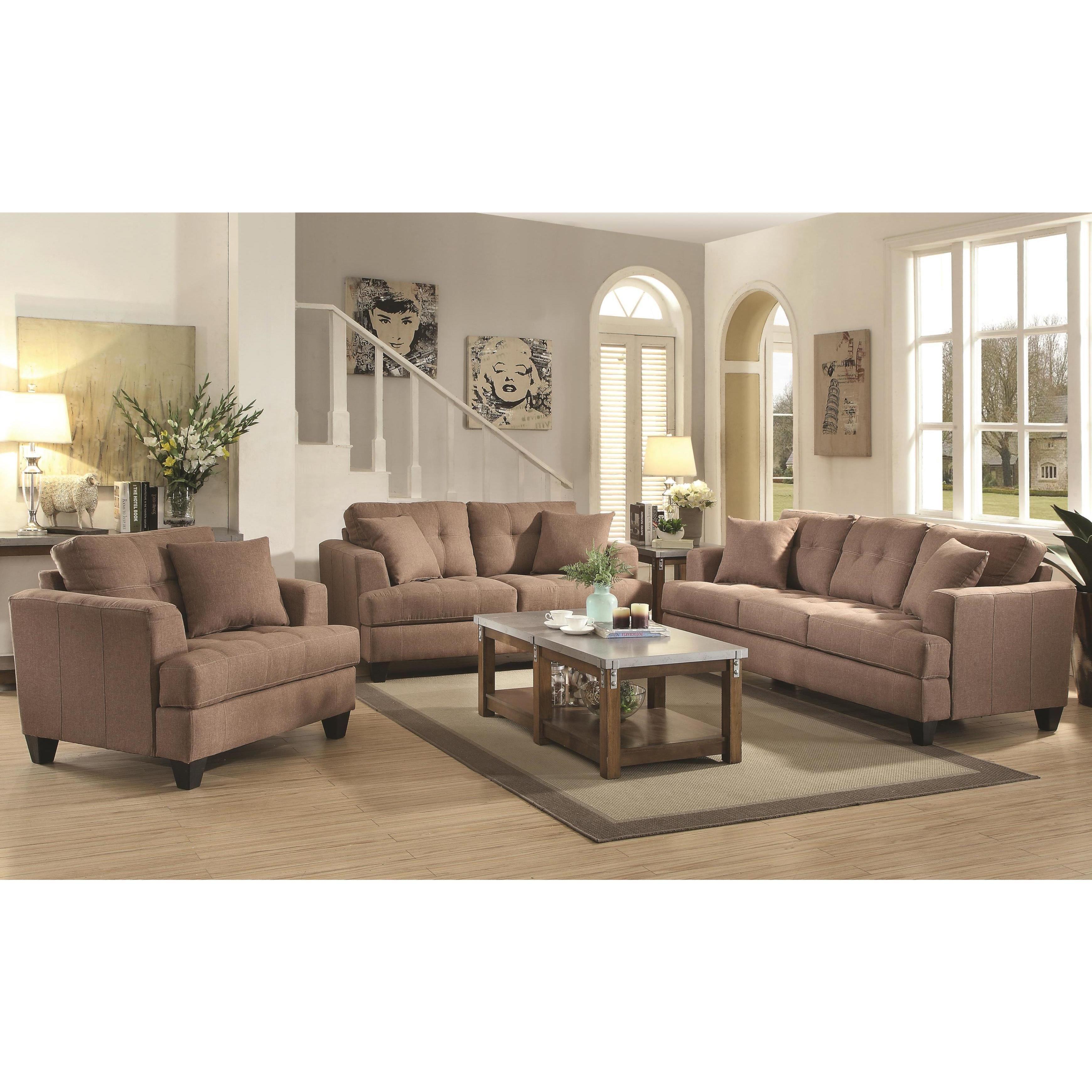 frankfurt modern tufted design living room sofa collection