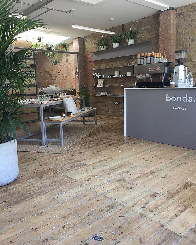 Bonds Is Now Open For Business 5a Gransden Avenue Hackney Hackney East London Patio