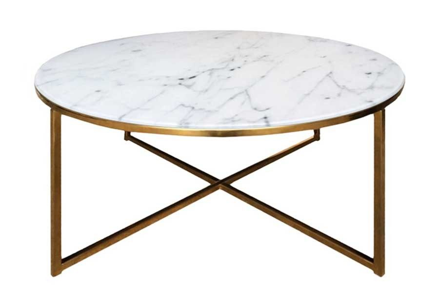 A table like this, but with a stone surface and not glass, yes ...