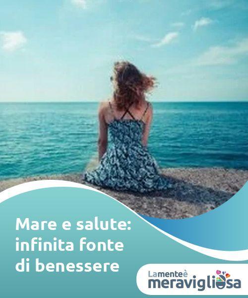 L Acqua Di Mare Puo Contenere Una Fonte Inesauribile Di Energia Salute Benessere Salute E Benessere