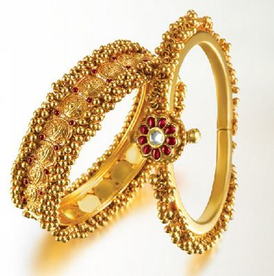 56ee699d0e16d khazana jewellery bangle collections - Google Search | Gold jewelery ...