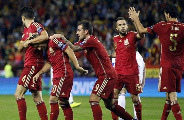 España se medirá a Bélgica el 17 de noviembre - La selección española disputará un segundo encuentro amistoso el próximo mes de noviembre, al viajar a Bruselas para medirse a Bélgica el 17, cua...